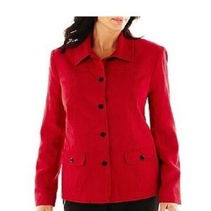 Alfred Dunner Women's Jacket Size 8